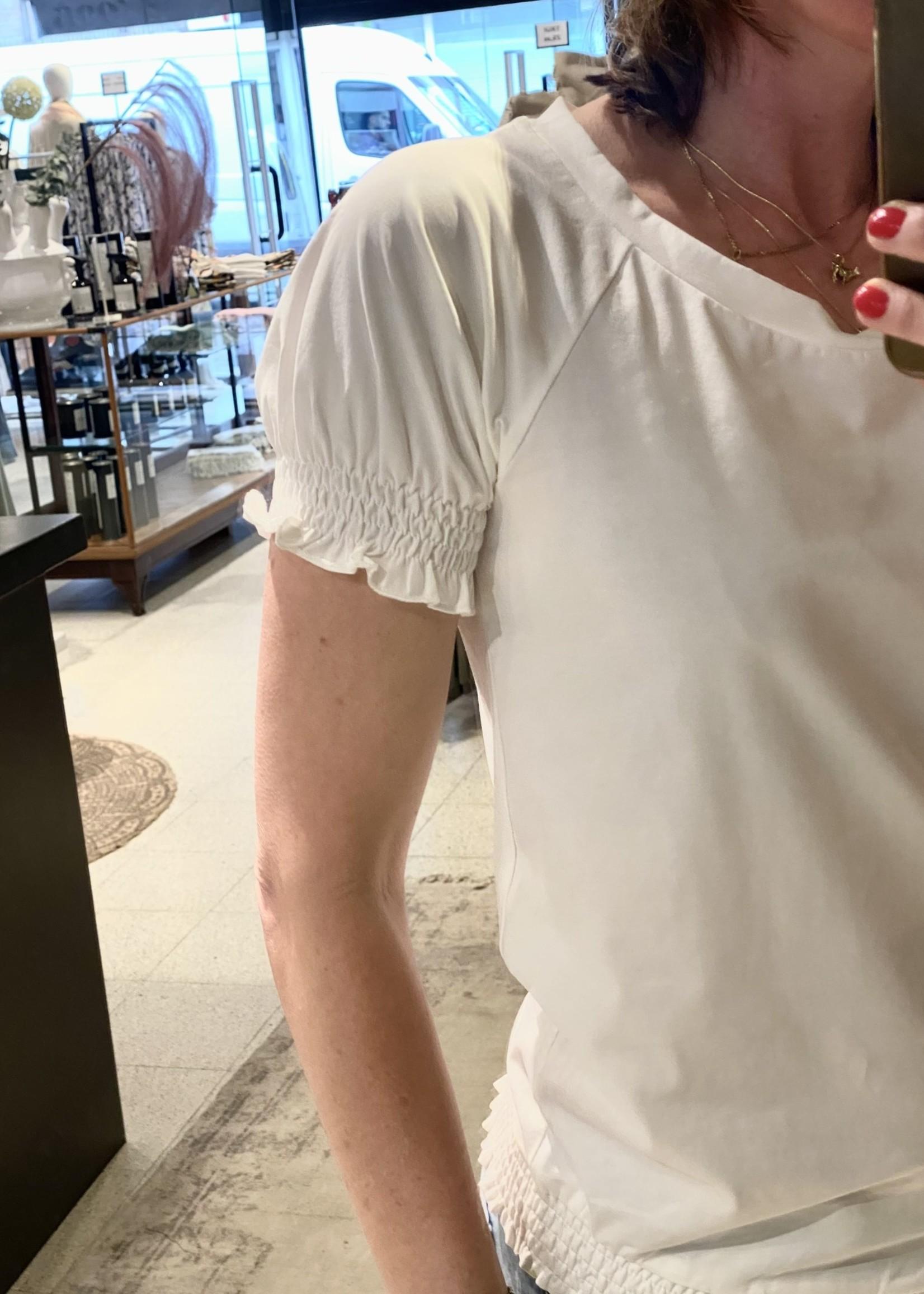 GMAXX Ebi t-shirt offwhite Gmaxx