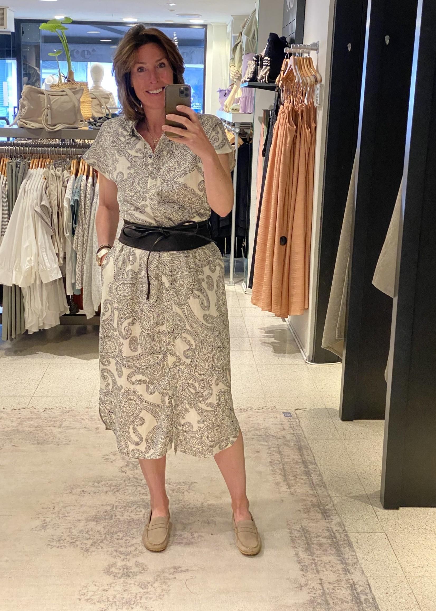 OBJECT OBJADILLA S/S DRESS 115 Sandshell