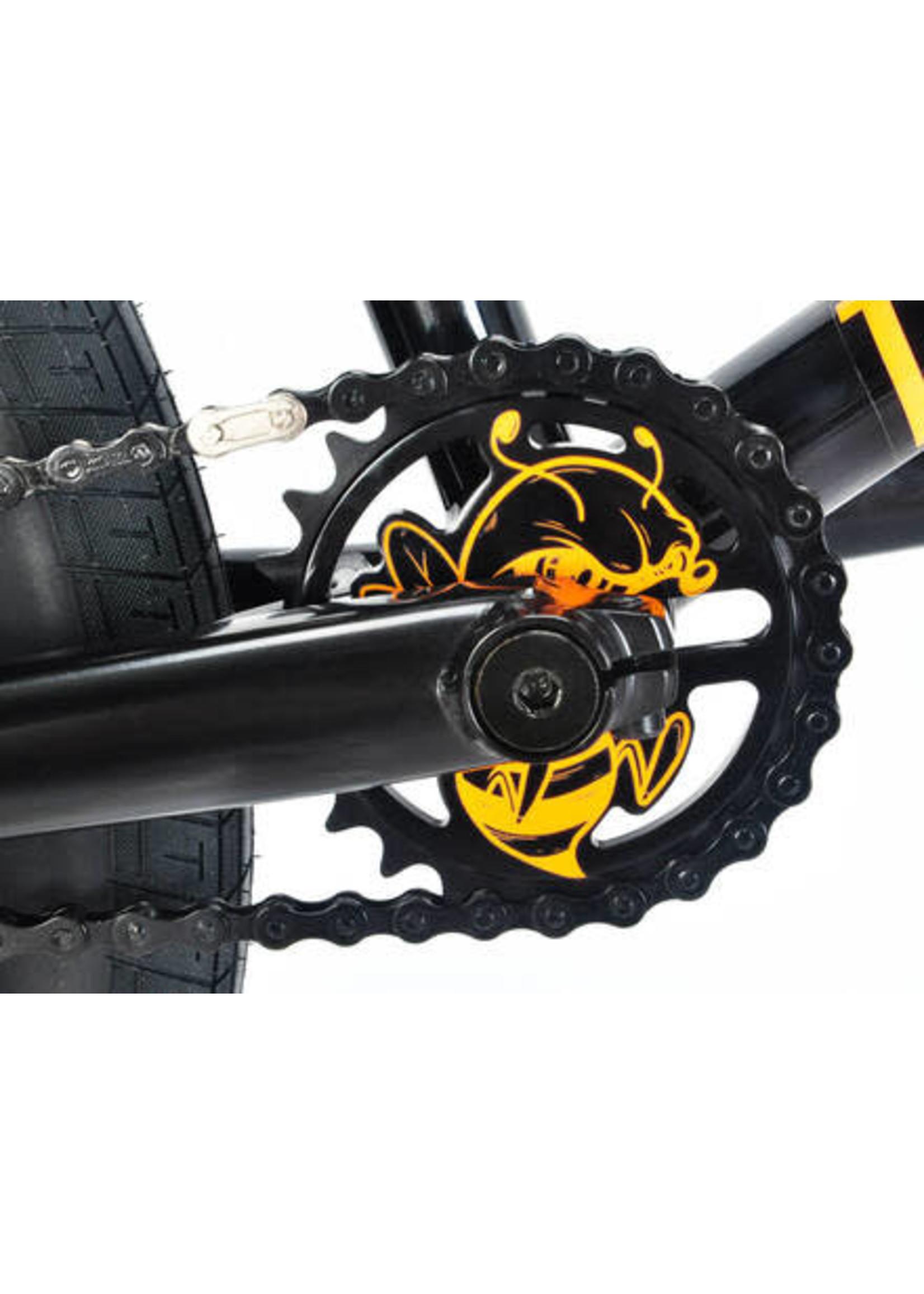 Blank TOTAL KILLABEE BLACK ORANGE BMX