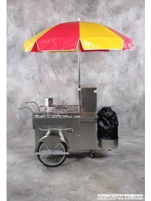 WILLY DOG New York Classic Food Cart