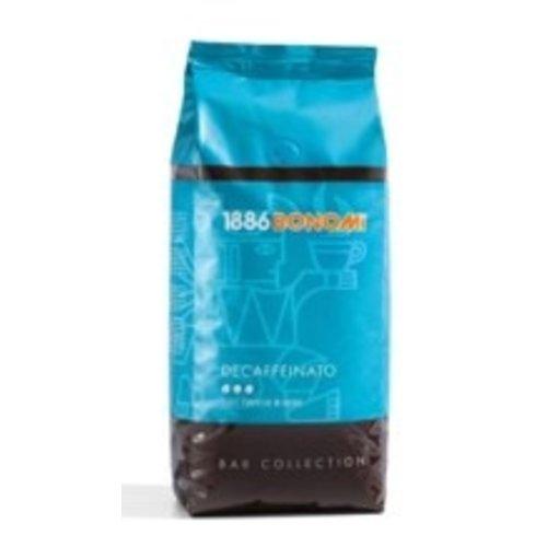 Bonomi Decaffeinato Coffee Beans 1KG
