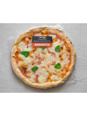 Pizza Box by Chef's Play Pre-cooked frozen Pizza Margherita 28 cm (Veg.)