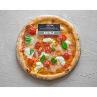 Pre-cooked frozen Pizza Buffala 28 cm (Veg.)