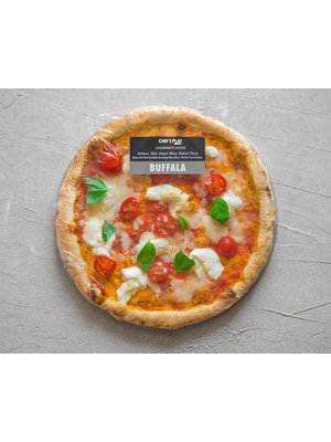 Pizza Box by Chef's Play Pre-cooked frozen Pizza Buffala 28 cm (Veg.)