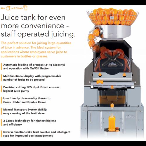 Citrocasa Orange Juice Extractors - Heavy Duty 8000 XB