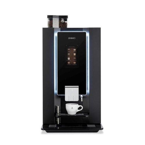 ANIMO OptiBean 3 Touch  Black Coffee Machine - Feel like a Barista