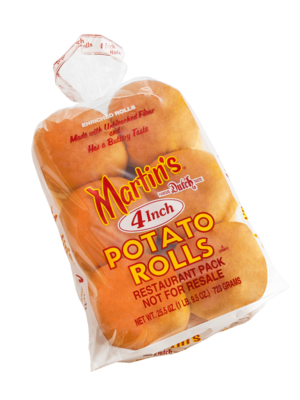 MARTIN'S Sliced Potato Rolls - (12 pc/4 inch)