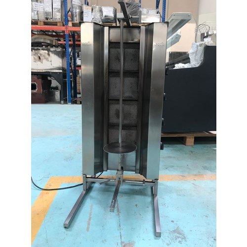 POTIS MU-GD4-S - Doner Gyros Grill, Gas 70 kgs