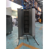 GD5-S - Doner Gyros Grill, Gas 120 kgs