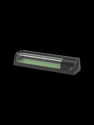 HOSHIZAKI HNC-150BE-R Refrigerated Sushi Case Right Sided-Black Finish