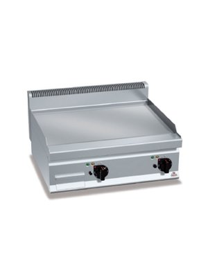 BERTO'S E7FL8BP-2  Smooth Electric Griddle Table top