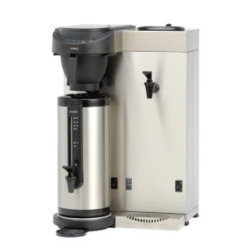 ANIMO MT200W Coffee maker with hot water tab with water connection