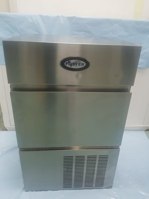 FOSTER F40 A - Self-Contained Ice Cube Machine, 38 kgs
