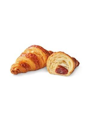 BRIDOR Raspberry Filled Vegan Croissant - 5 pieces (90 g each)