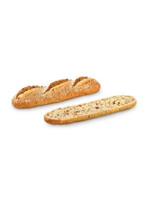 BRIDOR Nature Sandwich Baguettine - 25 pieces (140 g each)