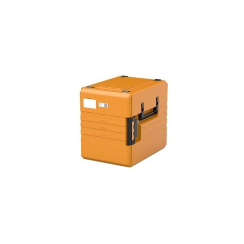 RIEBER Thermoport  Insulated Food Transport Box Orange-1000K