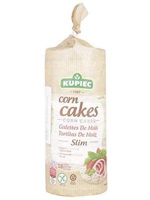 KUPIEC Rice Cakes Corn Thin 84 g - 12 pieces (84 g each)