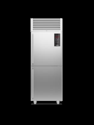 COLDLINE AC60/2T Dual temperature 2 Door Refrigerator