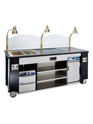 ALTO SHAAM GC-89 - Mobile Carving Station