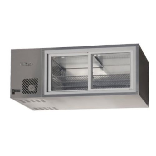 WILLIAMS CORAL Wall Mounted 2 glass Sliding Door Refrigerator CWM14