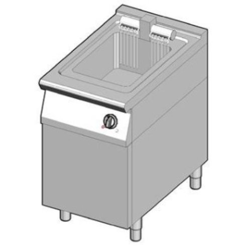 Ambach 8EF1/50 - Freestanding Electric Fryer, 15 L