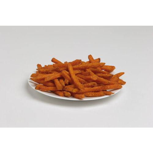 LAMB WESTON Sweet Potato Fries - case of 2.5 kg