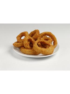 LAMB WESTON Gourmet Breaded Onion Rings - case of 910 g