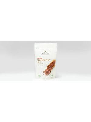 EARTH'S FINEST Organic Red Quinoa - 340 gm