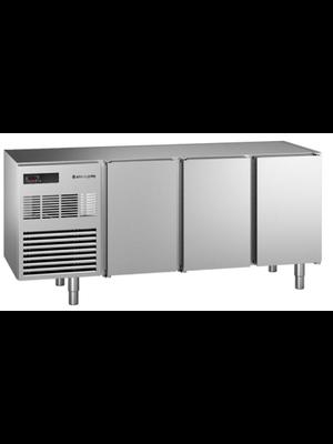 ANGELOPO 5MB - 3-Door Undercounter Refrigerator, 700 mm Depth