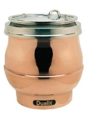 DUALIT 70017 - 11 L Soup Kettle (Copper)