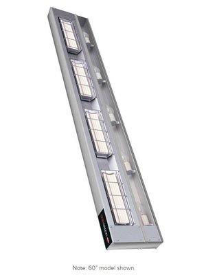 HATCO UGAHL-54 - Ultra-Glo High Watt Ceramic Infrared Strip Warmer
