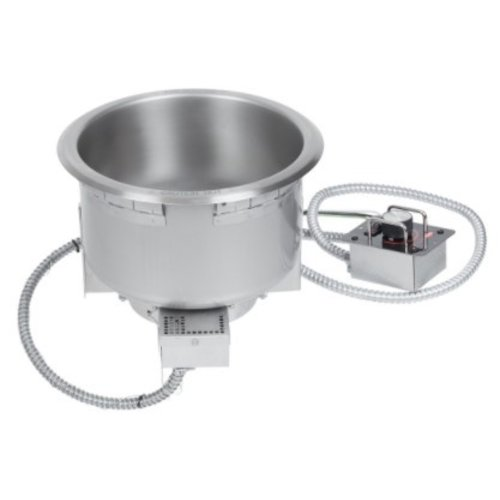 HATCO HWB-11QT - Single Drop In Round Heated Soup Well