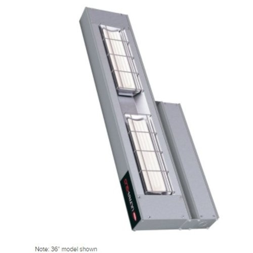 HATCO UGAH-48 - Ultra-Glo High Watt Ceramic Infrared Strip Warmer