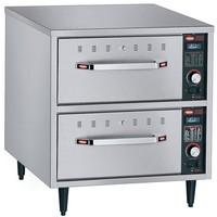 HDW-2N - Freestanding Narrow Two Drawer Warmer