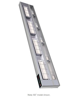 HATCO UGAHL-48 - Ultra-Glo High Watt Ceramic Infrared Strip Warmer