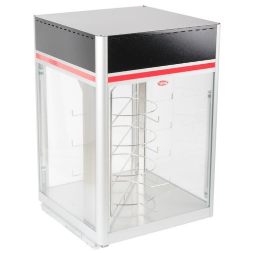 HATCO FSDT-1 - Flav-R-Savor Humidified Hot Food Holding & Display Cabinet With 4 Tier Circle Rack