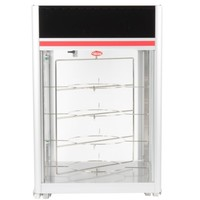 FSDT-1 - Flav-R-Savor Humidified Hot Food Holding & Display Cabinet With 4 Tier Circle Rack