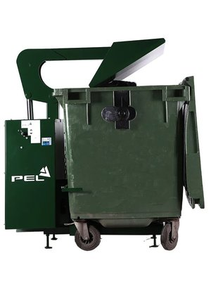 PEL PEL 1100 L - Waste Reduction Bin Compactor