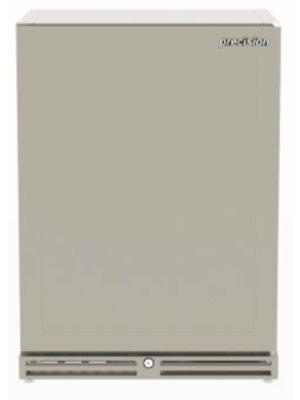 PRECISION GFS 600 - Single Solid Door Undercounter Glass Foster, 800 mm H