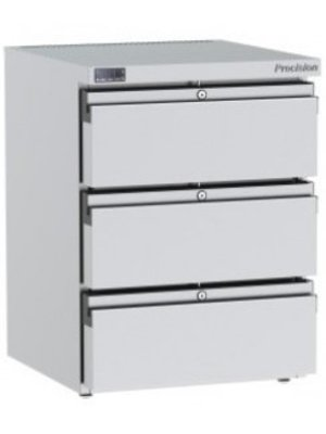 PRECISION HPU 153 - 3-Drawer Undercounter Refrigerator