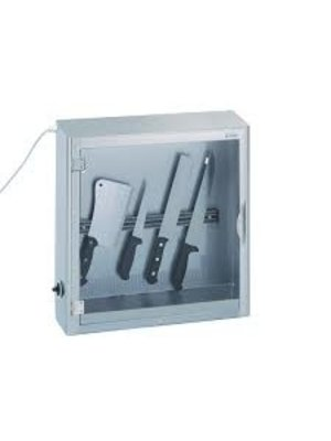 10-knife 1-door cabinet with magnetic bar- 816 422