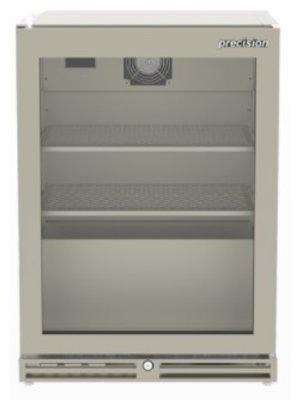 PRECISION BBS 600 - Single Door Undercounter Bottle Cooler, 850 mm H