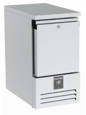PRECISION HSS 150 - Single Door Undercounter Refrigerator, Space Saver