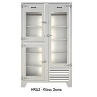 HRU2 - Retro Refrigerator