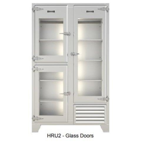 PRECISION HRU2 - Retro Refrigerator