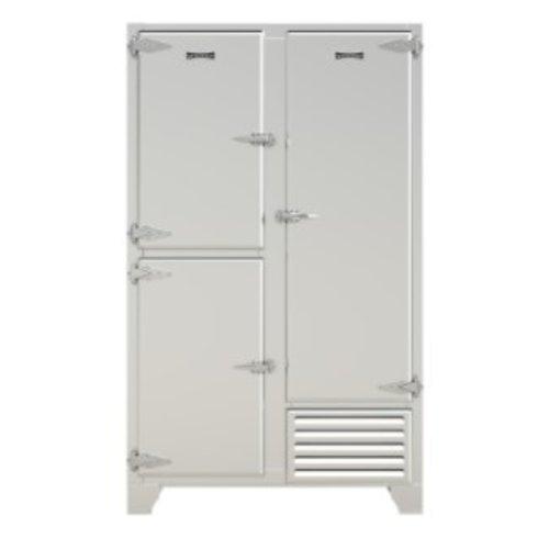 PRECISION HLRU2 - Retro Refrigerator / Freezer