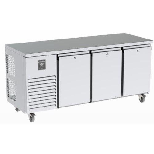 PRECISION LCU 311 - 3-Door Undercounter Freezer