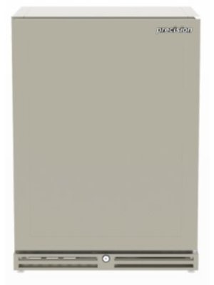 PRECISION GFS 600 - Single Solid Door Undercounter Glass Foster, 845 mm H