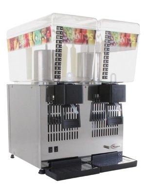 SANTOS 34-2A - Cold Drink Dispenser, Twin Tank