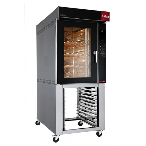 SALVA KX9+H 9 Trays Electric Convection Oven
